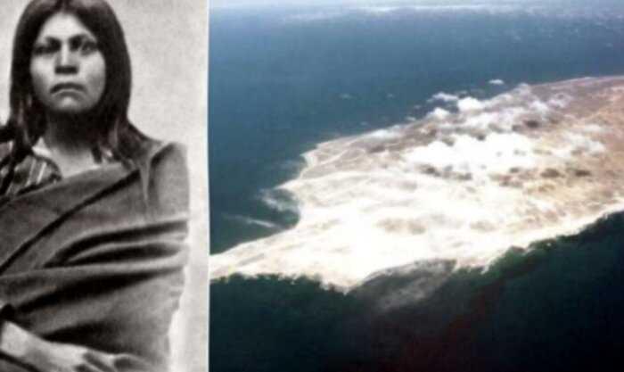 История женщины, которая прожила на необитаемом острове 18 лет. Ее случайно забыли