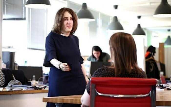 Ученые показали, как будут выглядеть офисные работники через 20 лет