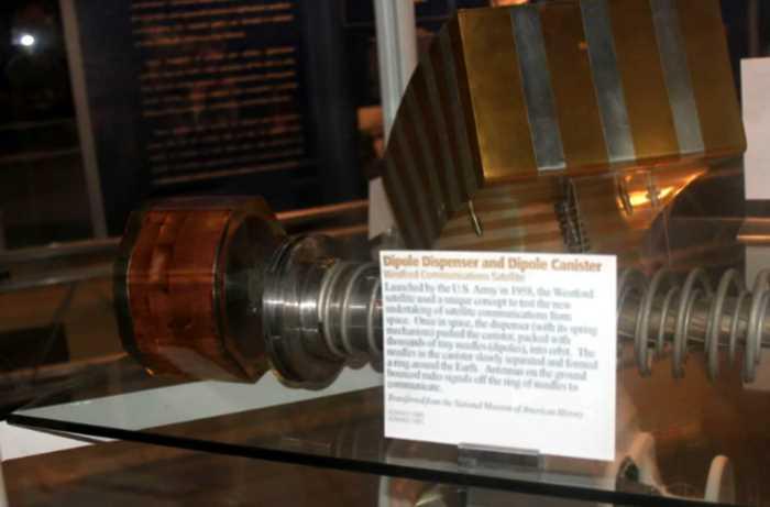 «Загадка века»: зачем США запустили в космос полмиллиарда иголок?