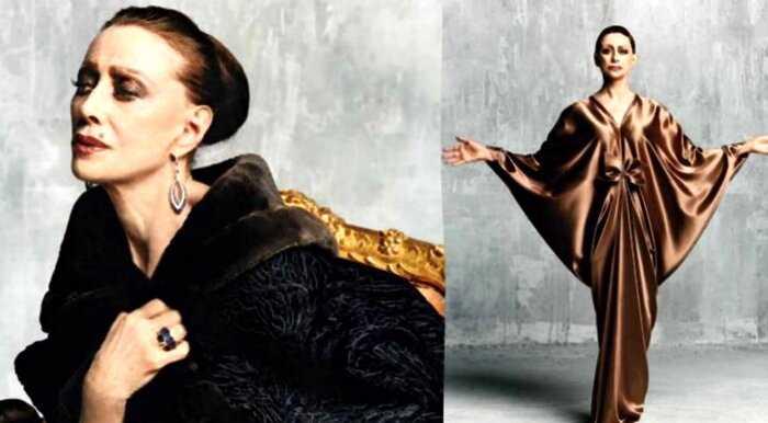 Стиль несравненной легенды российского балета Майи Плисецкой