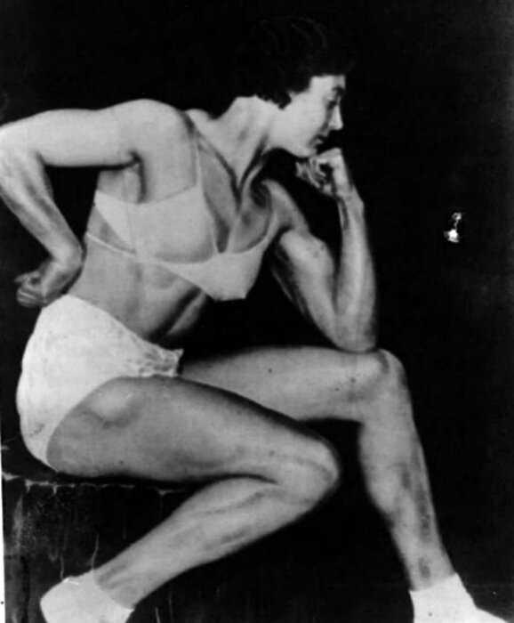 15+ фото о том, как выглядели первые женщины-бодибилдеры начала XX века