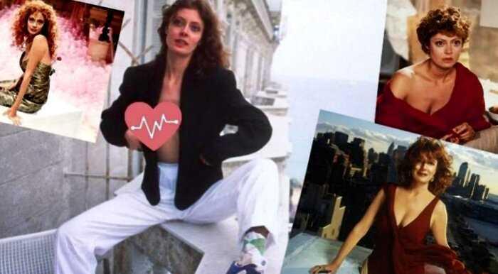Сьюзан Сарандон: женщина-бренд и ее стиль
