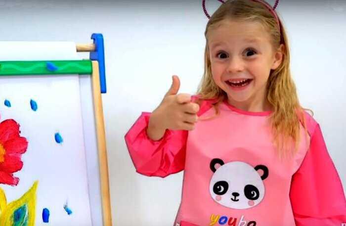 5-летняя россиянка с ДЦП заработала $18 миллионов долларов на своем YouTube канале