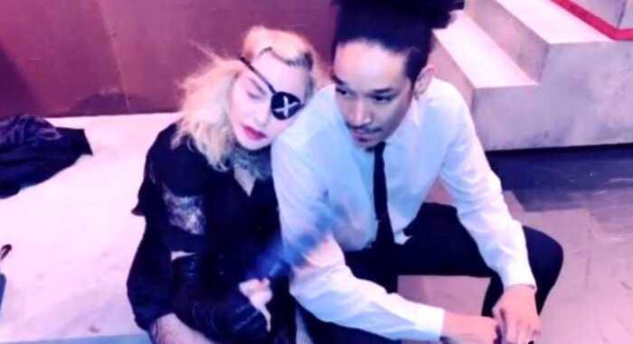 Мадонна познакомилась с родителями 26-летнего бойфренда. Они тоже оказались моложе нее