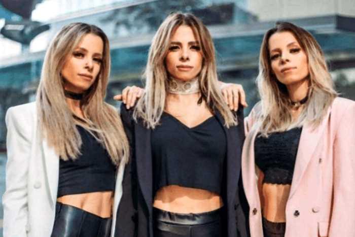 «Стальные тройняшки»: сестры из Бразилии покоряют соц-сети своими телами
