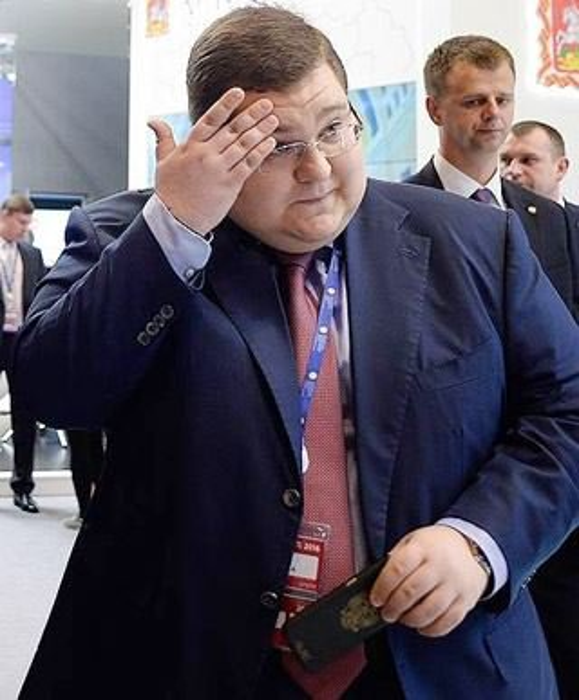 «Как на дрожжах»: сына генпрокурора Чайки сравнили с ростом экономики России