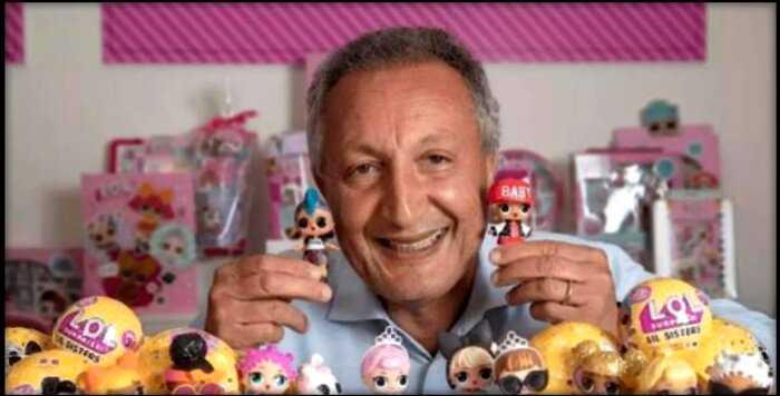 История Исаака Лариана, который придумал кукол Лол и стал миллиардером