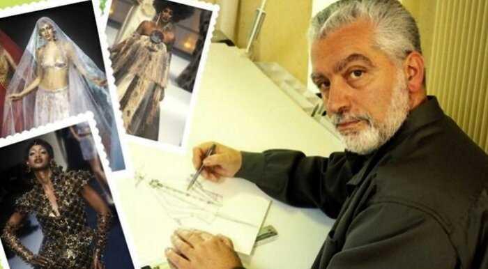 Пако Рабан: лучшие образы модных показов известного дизайнера