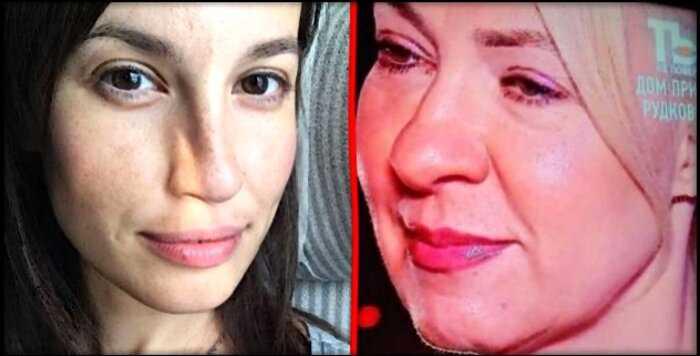 «Тяжело тебе с этой усатой бабкой»: Лена Миро пожалела Евгения Плющенко