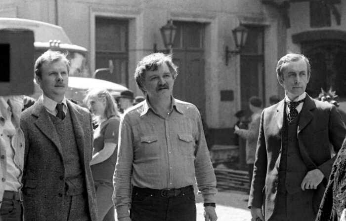 Подборка редких фото со съемок советских фильмов