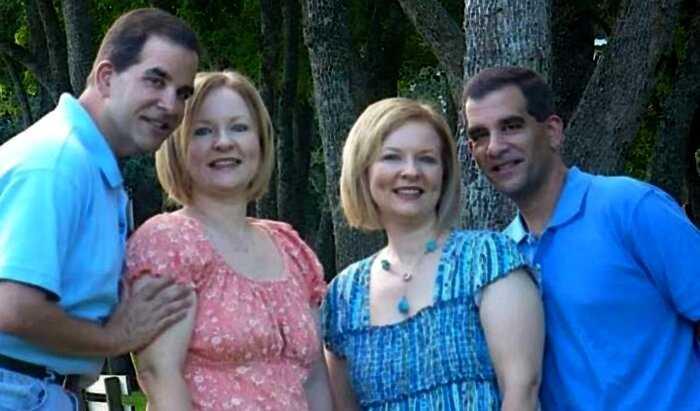 Два брата-близнеца женились на двух сестрах, тоже близняшках и у них родились удивительные дети