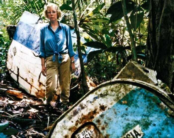 История девушки, которая пережила авиакатастрофу и девять дней скиталась по джунглям в поисках спасения