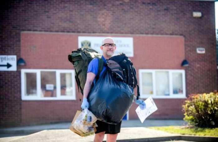 Учитель ежедневно проходит 8 км, чтобы накормить 78 учеников