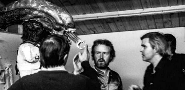 20 закулисных фото со съемок известных фильмов, позволяющие увидеть магию кино изнутри