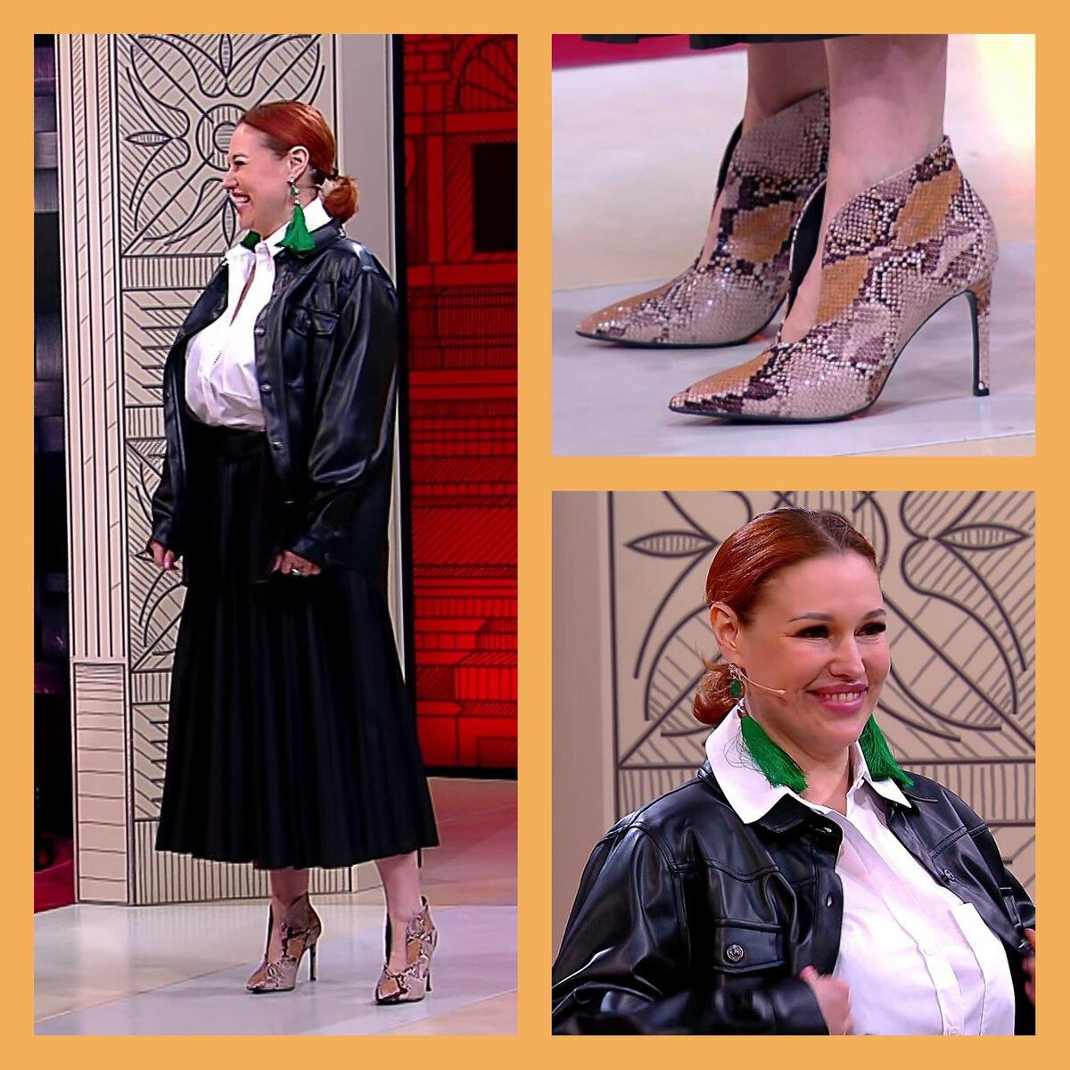 На «Модном приговоре» переодели очень красивую 43-летнюю женщину, похожую на Монику Белуччи