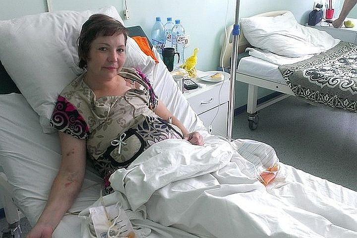 Сибирячка отсудила у врачей, которые по ошибке вырезали ей не тот орган, миллион рублей
