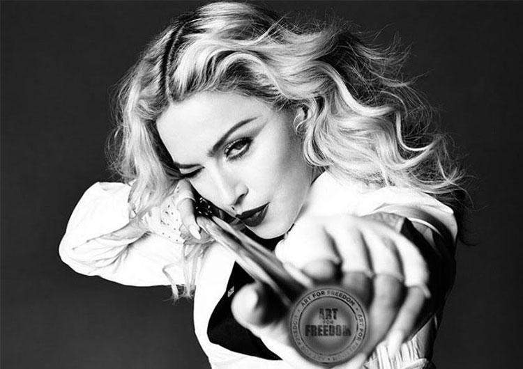 Сегодня Мадонне 62! Интересные факты о певице в цифрах