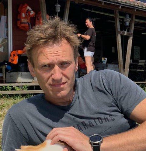 Немецкие врачи подтвердили отравление Алексея Навального