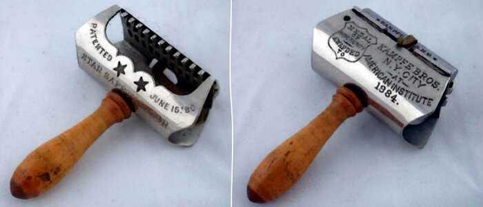 Каучуковый шприц и первая безопасная бритва: как выглядели прадеды знакомых нам вещей