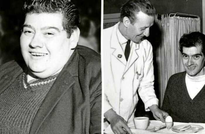 Что стало с человеком, который не ел 382 дня