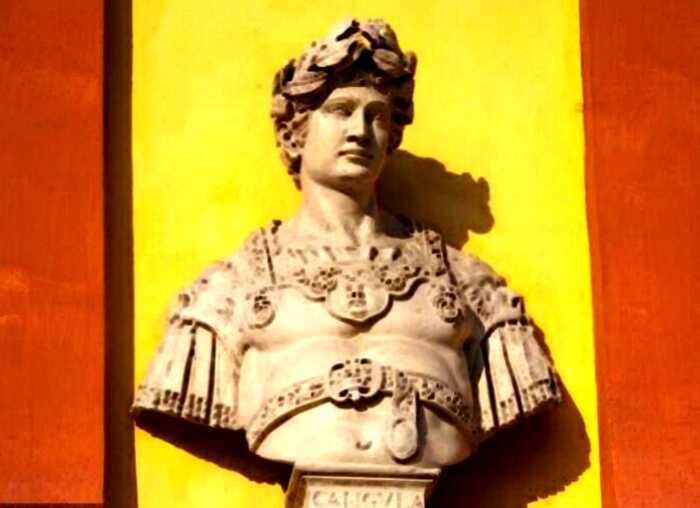 В Риме нашли дворец Калигулы