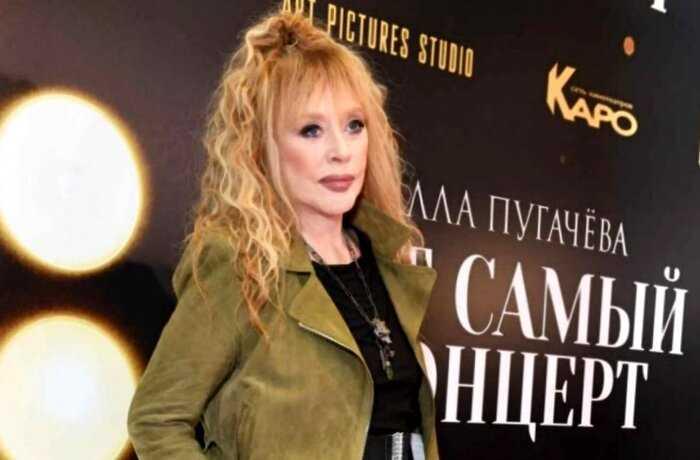 Пугачева жестко вкатила дочери Успенской за матерщину