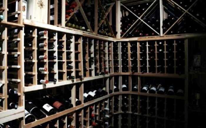 Во Франции украдено вино на €350 тысяч