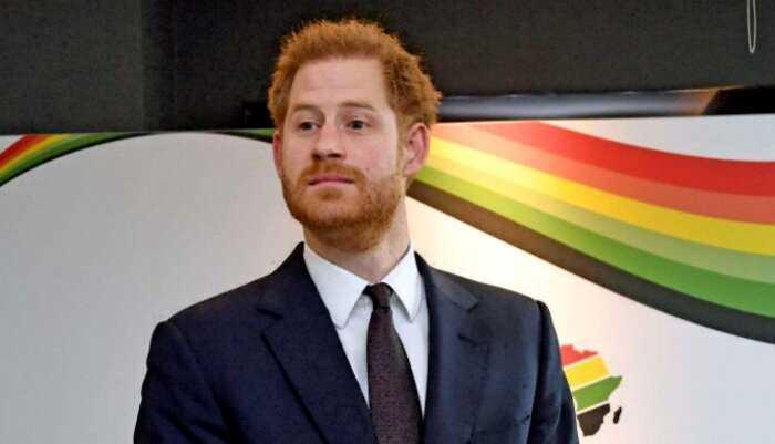 «Все равно что увидеть Лох-несское чудовище»: внешний вид принца Гарри ошеломил соседа