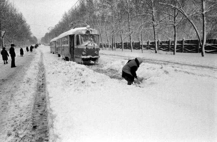 Какими раньше были зимы, не то что сейчас