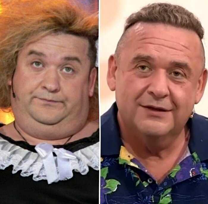 Такую трансформацию от известного юмориста до и после похудения никто не ожидал