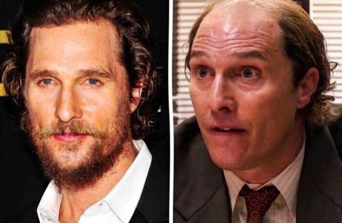 """""""Не узнаю вас в гриме!"""": 10 примеров удивительной трансформации актеров"""