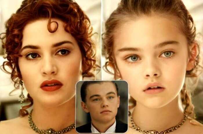 Искусственный интеллект показал как бы выглядели дети 20-ти легендарных кинопар