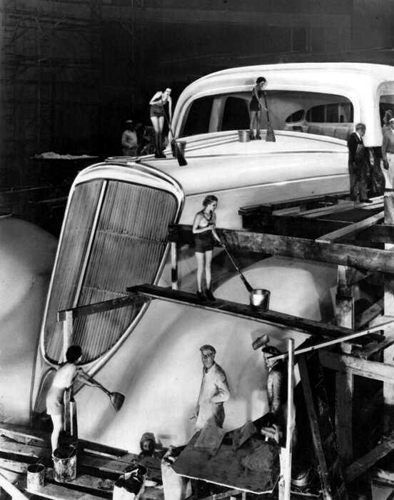 Studebaker's Giant: как выглядел самый большой легковой автомобиль