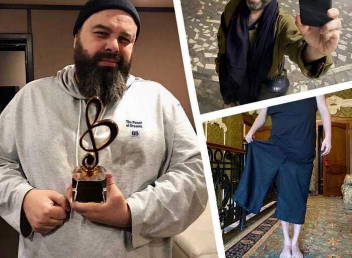 Такую трансформацию Максима Фадеева до и после похудения в 2 раза никто не ожидал