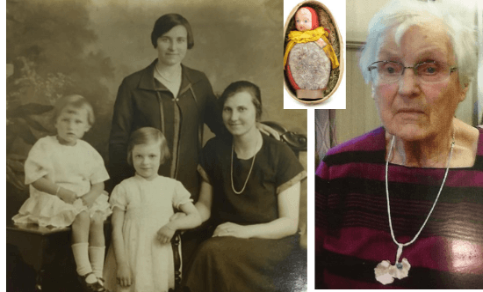 Англичанка хранила шоколадное яйцо 1924 года выпуска. Спустя много лет ее родственники обогатились