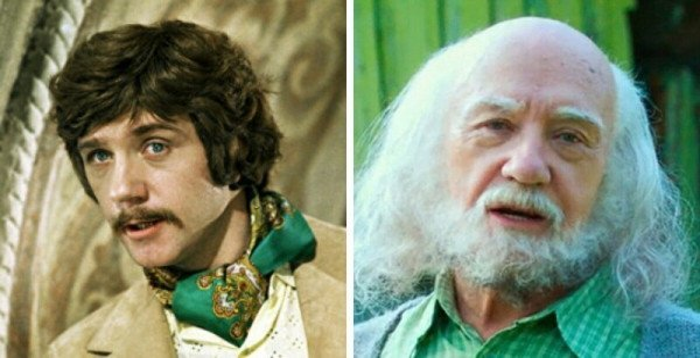 Великие актеры в своих самых знаменитых и последних на данный момент ролях