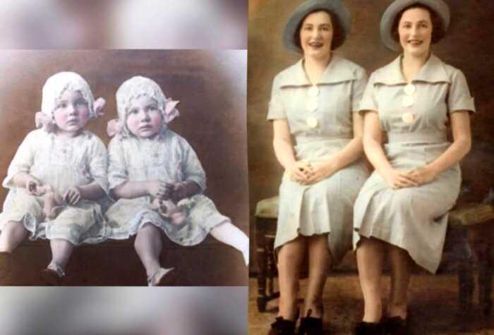 Близняшки отпраздновали 102-й день рождения и раскрыли секрет долголетия, который огорчит многих