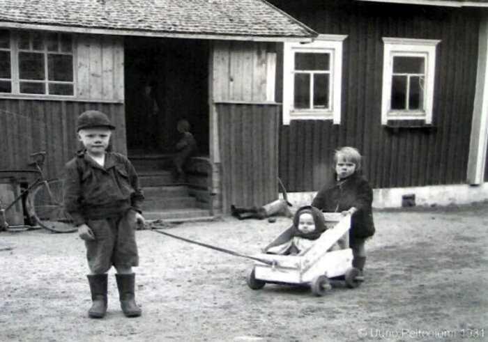 Древние приспособления для детей. Все новое — хорошо забытое старое