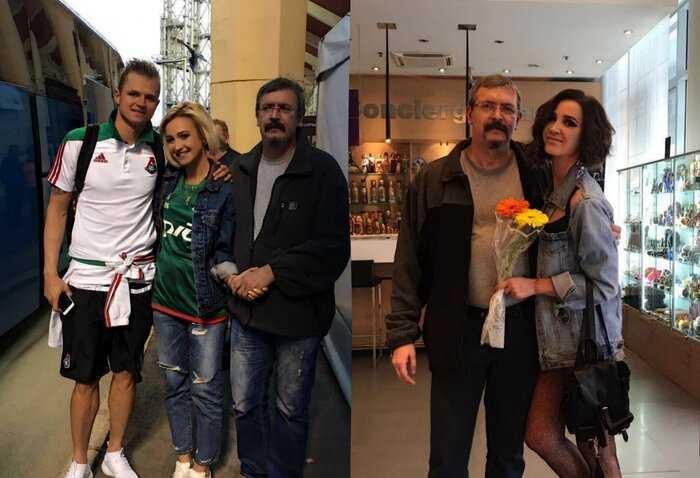 Голливудский красавец обнял Бузову на фото, и фанаты впали в ступор, узнав, кто это на самом деле