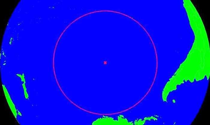 Точка Немо. Самое удаленное место на Земле, куда с орбиты отправляют списанные спутники