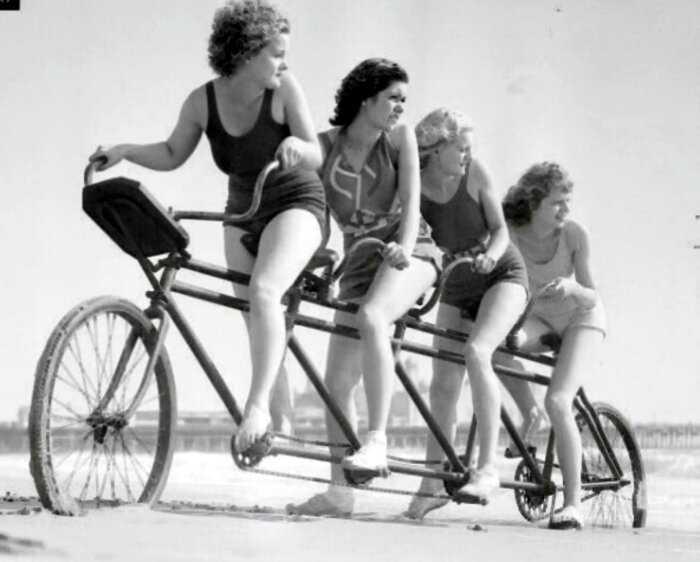 Самые дикие виды транспорта в истории