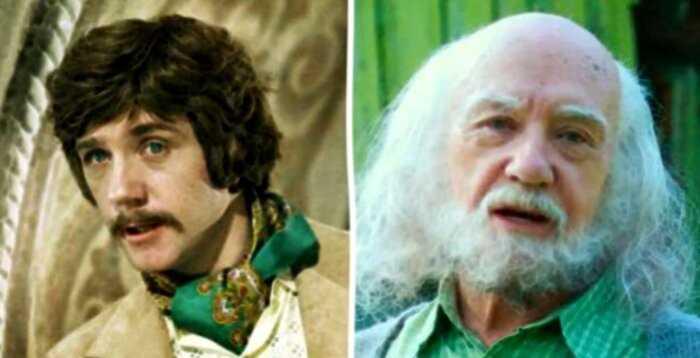Легендарные актеры в своих лучших ролях и сейчас