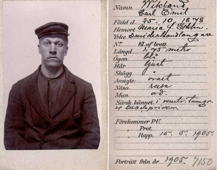 100 лет назад шведский моряк угодил на остров каннибалов. Его готовили к ужину, но мужчина стал вождем всего племени