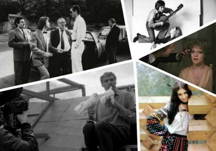 Отечественные звезды: юность в фотографиях